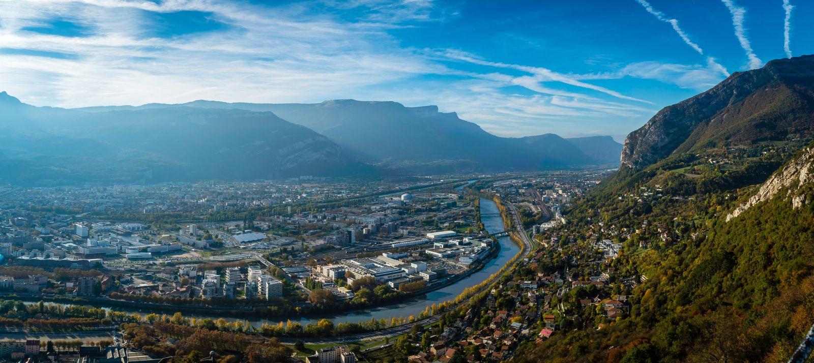 Le campus de Grenoble se trouve à Saint Martin d'Hères : un investissement locatif très rentable